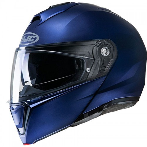 Kask HJC i90 Metallic Blue Matt