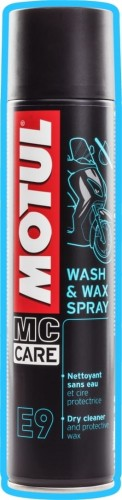 WASH&WAX E9 SPRAY 400ML