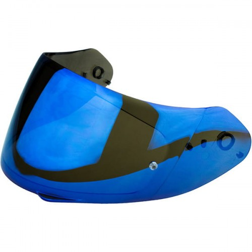 Szybka SCORPION EXO-510 / 1200 / 710 / 2000 / 390 blue mirror