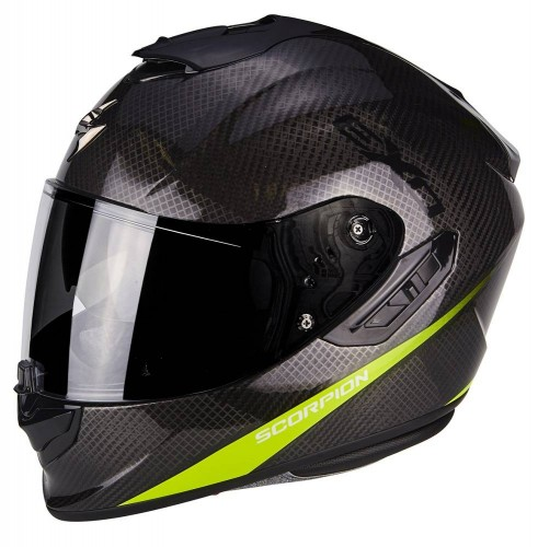Kask Scorpion EXO-1400 AIR CARBON Pure