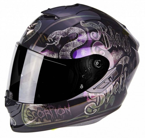 Kask Scorpion EXO-1400 AIR BLACKSPELL
